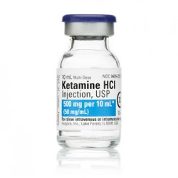 ketamine party culture
