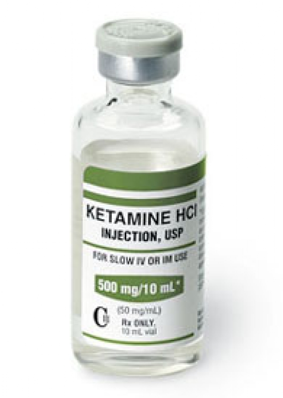 What is Ketamine Made Of?
