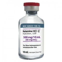 ketamine effects