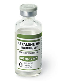 about ketamine